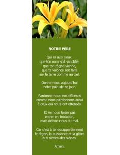 Signet - Lys jaune (réf.0200)