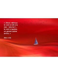 Carte postale - Temps Calme (0206)