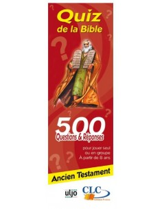 Quiz de la Bible - Ancien testament