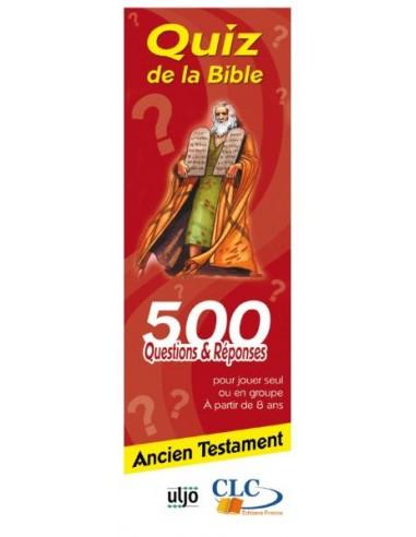 Quiz de la Bible - Ancien testament