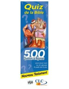 Quiz de la Bible - Nouveau Testament