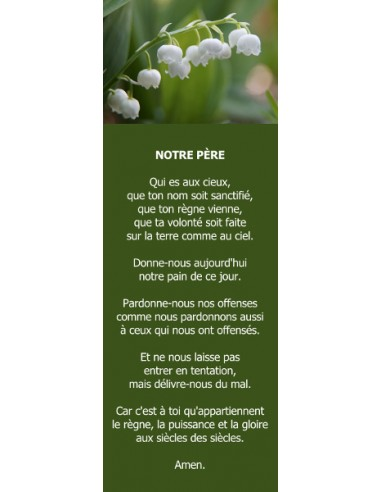 Signet - Muguet (réf.0228)