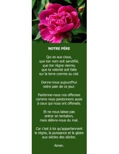 Signet - Pivoine (réf.0230)