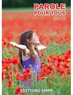 Paroles pour tous 2012