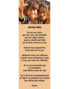 Signet enfants souriants