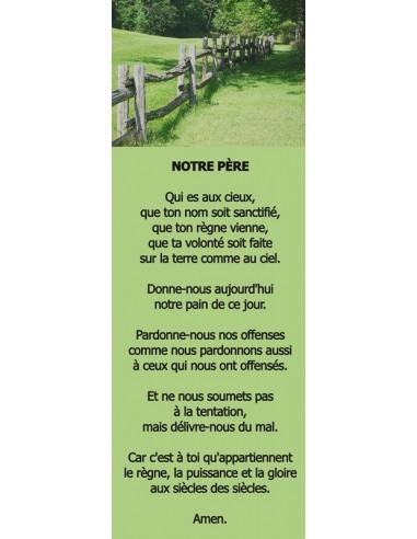 Signet  clôture d'antan
