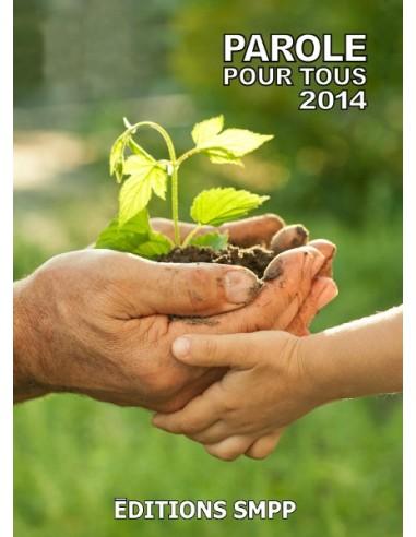 Brochure Parole Pour Tous 2014