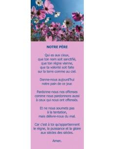 Signet - Champs de fleurs (réf.0147)