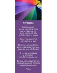 Signet - Parapluie multicolore (réf.0155)