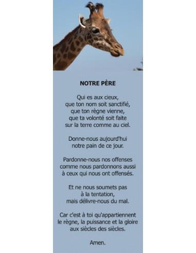 Signet - Girafe (réf.0163)