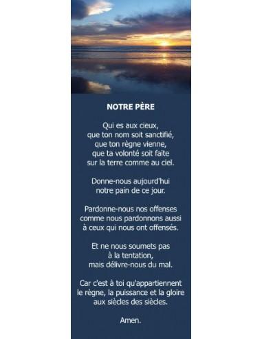 Signet - Crépuscule sur l'atlantique (réf.0171)