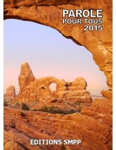 Brochure Parole Pour Tous 2015