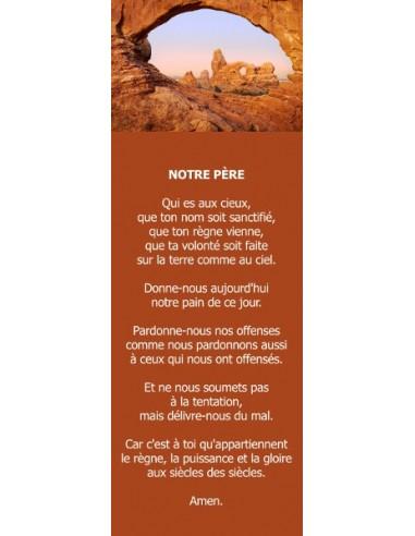 Signet - Fenêtre sur le désert (réf.0175)