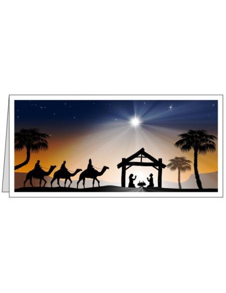 Pack Cartes de vœux Allongées